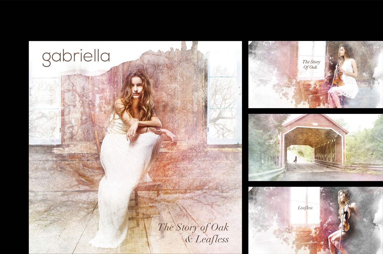 Gabrielle Album The Story of Oak